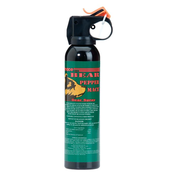 Bear Mace Spray