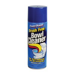 Toilet Bowl Cleaner Diversion Safe