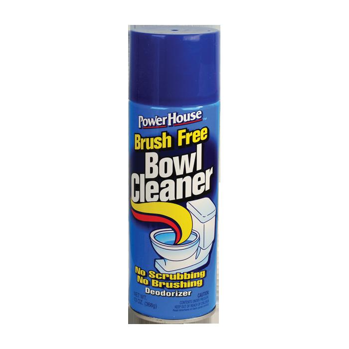 Toilet Bowl Cleaner Diversion Safe
