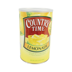 Country Time Lemonade Diversion Safe