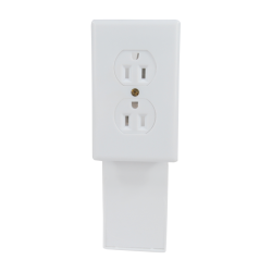 Wall Socket Diversion Safe