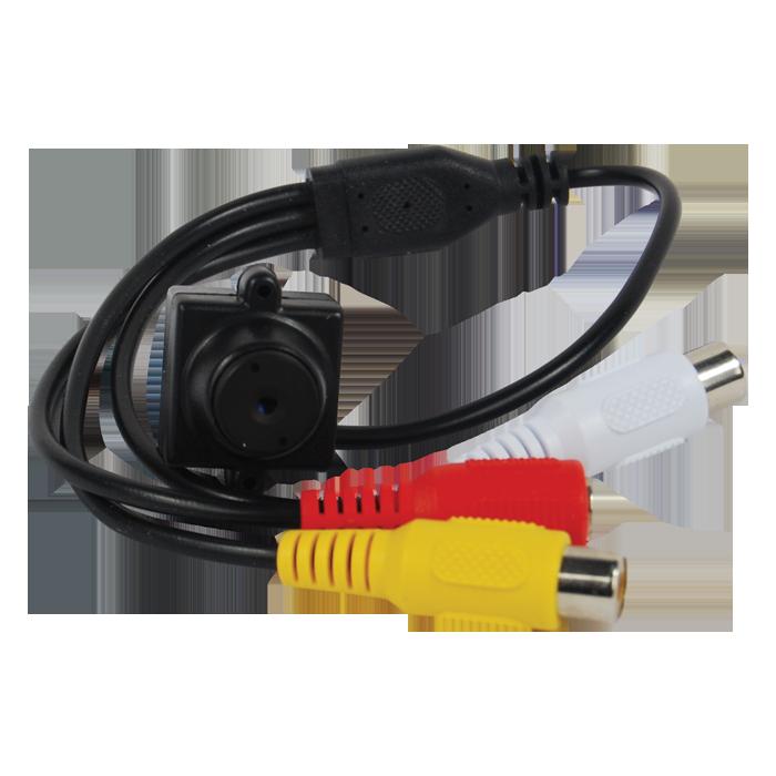High Resolution CMOS Board Camera w/ Audio