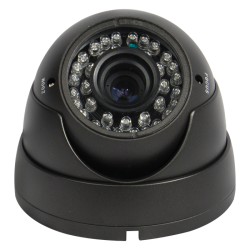 Vandal-Resistant IR Day/Night High Resolution Dome Camera
