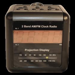 Clock Radio Hidden Camera with Built In DVR
