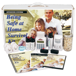 Being Safe At Home Safety Kit Advanced System