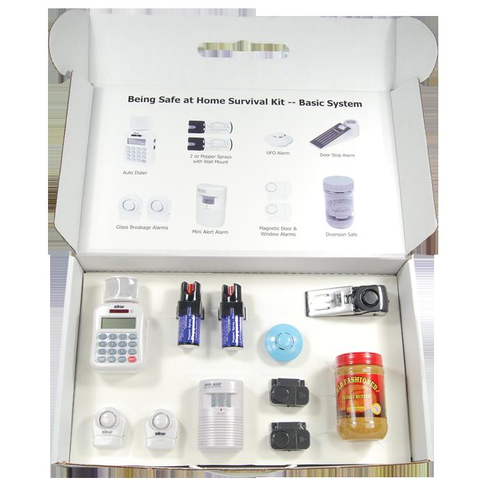 Being Safe At Home Safety Kit Basic System