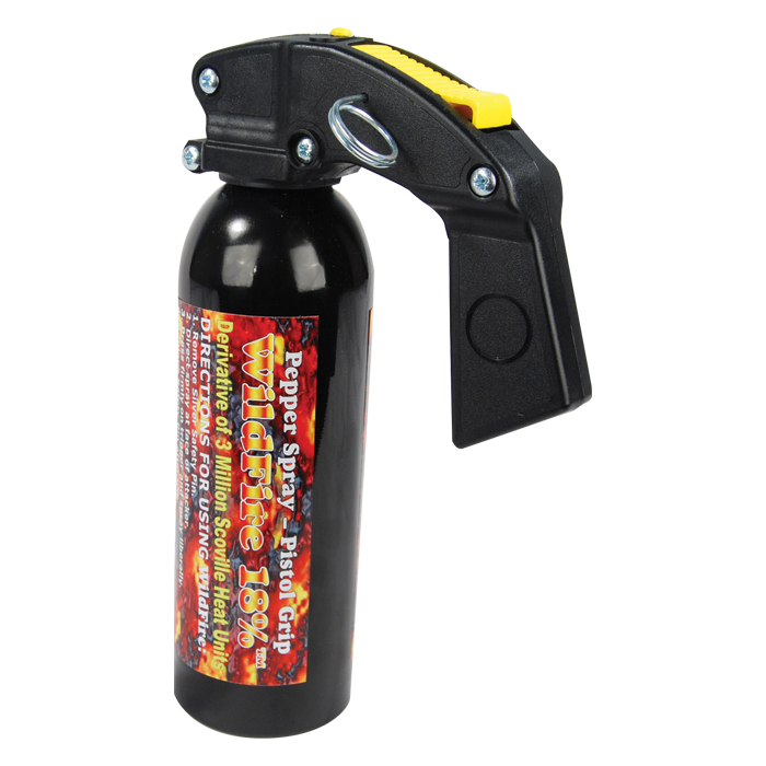 WildFire Pistol Grip Pepper Spray Fogger