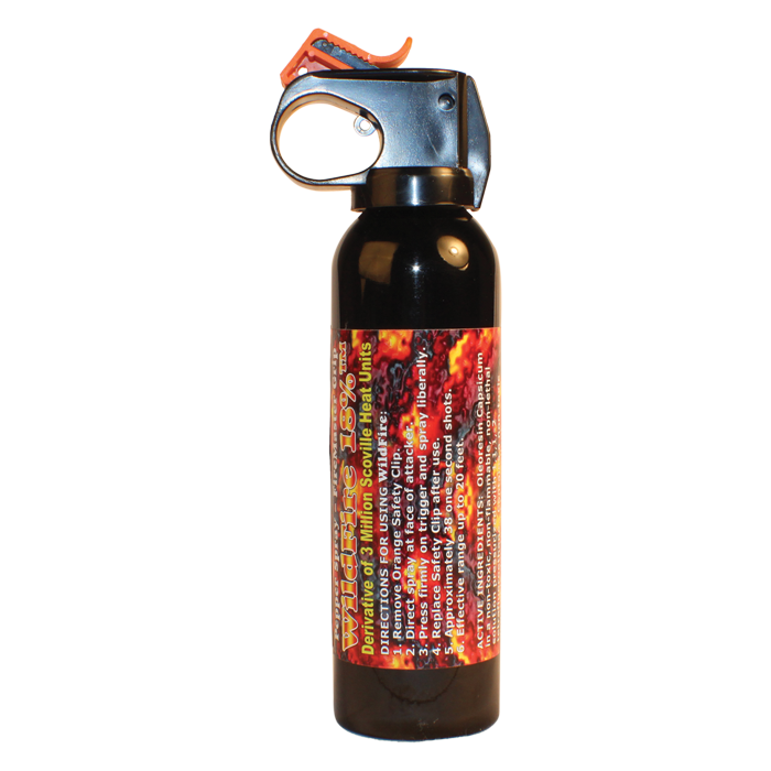WildFire Firemaster Grip Pepper Spray