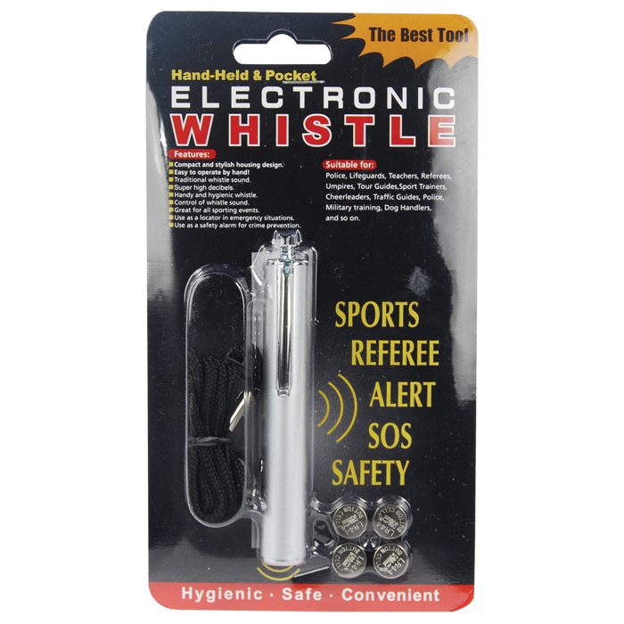 Electronic Pocket Whistle - Personal Alarm