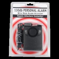 130 dB Personal Alarm