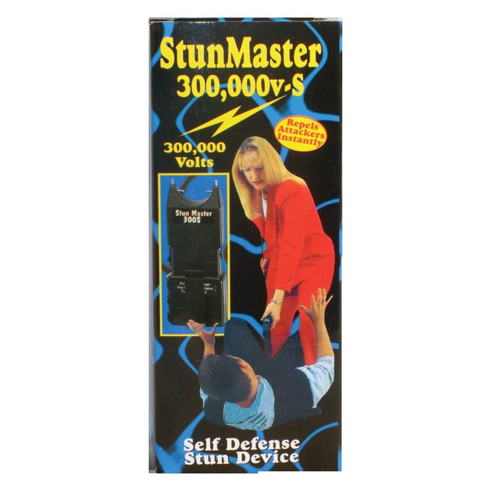 Stun Master 300,000 Volts Stun Gun